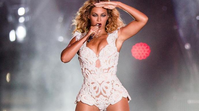 Beyoncé no palco do Rock in Rio - Foto: Raul Aragão/I Hate Flash/Divulgação Rock in Rio