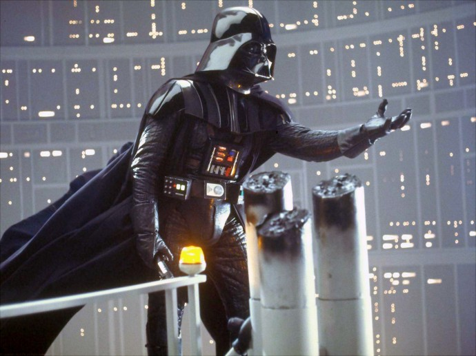 4 Luke I am your father Darth Vader